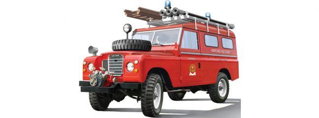 ITALERI 3660 Land Rover Fire Truck | Auto Bausatz 1:24