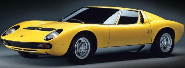 ITALERI 3686 Lamborghini Miura   Auto Bausatz 1:24