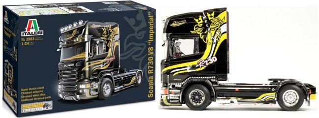 ITALERI 3883 Scania R730 V8 Imperial LKW Bausatz 1:24