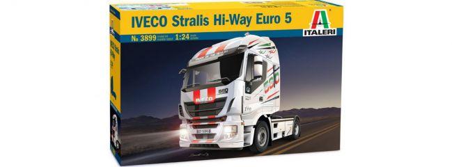 ITALERI 3899 IVECO Stralis Hi-Way Euro 5 | LKW Bausatz 1:24