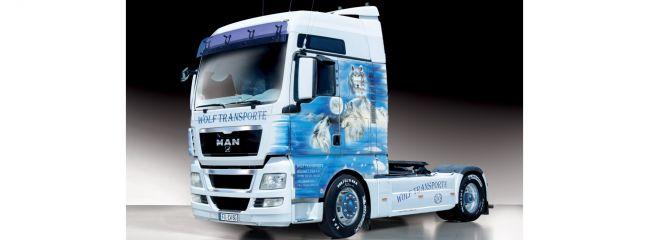 ITALERI 3921 MAN TGX XXL Wolf Transporte | LKW Bausatz 1:24