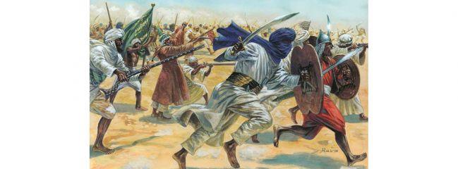 ITALERI 6055 Arabische Krieger | Figuren Bausatz 1:72