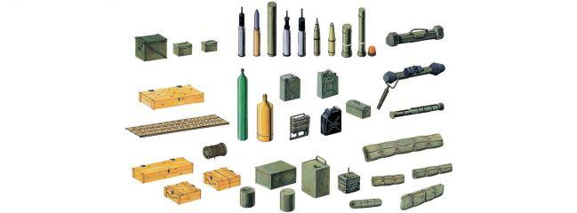 ITALERI 6423 Set Militär Zubehör modern | Militär Bausatz 1:35