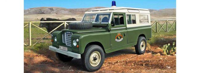 ITALERI 6542 Land Rover Series III 109 Guardia Civil   Auto Bausatz 1:35