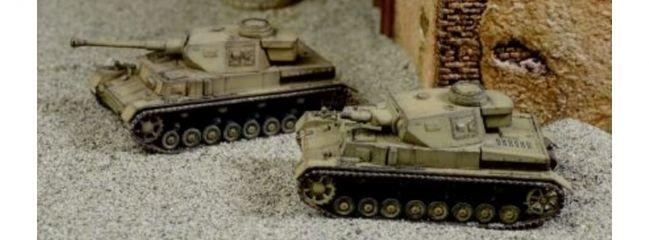 ITALERI 7514 2er-Set Sd.Kfz.161 Pz.Kpfw. IV Ausf. F1/F2 | Militär Bausatz 1:72