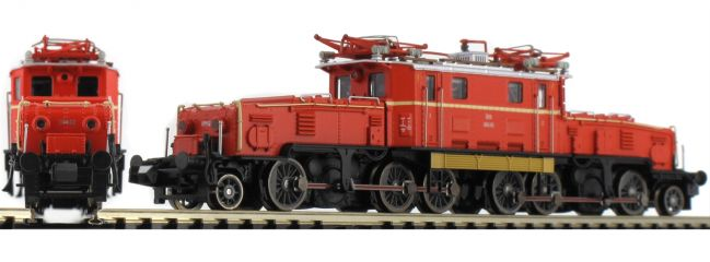 Jägerndorfer JC62022 E-Lok BR1189.02 Krokodil, orange | ÖBB | DCC Sound | Spur N