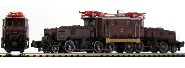 Jägerndorfer JC62052  E-Lok BR 1189.05 braun ÖBB | DCC Sound | Spur N