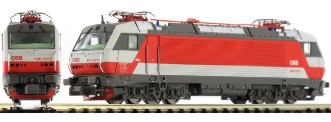 Jägerndorfer 65020 E-Lok Rh 1014.007   ÖBB   analog   Spur N