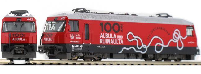 KATO 7074043 E-Lok Ge4/4-III   100 Jahre Albula u. Ruinaulta   RhB   analog   Spur N
