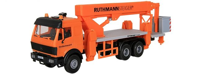 kibri 15008 MB Kommunal mit RUTHMANN Steiger Aufbau Bausatz Spur H0
