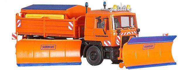 kibri 15219 MAN Autobahnräumfahrzeug Bausatz Spur H0