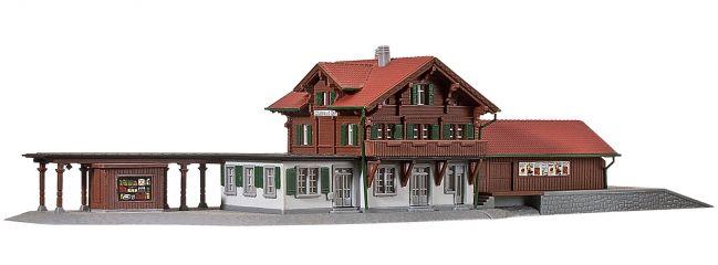 kibri 36703 Bahnhof Chateau d'Oex Bausatz Spur Z