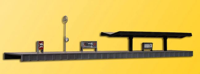 kibri 36707 Bahnsteigverlaengerung | Bausatz Spur Z