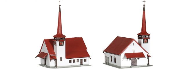 kibri 36815 Kirche Kandersteg Bausatz Spur Z