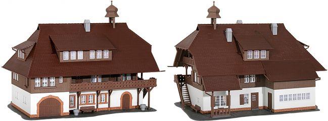 kibri 38074 Bauernhaus Schwarzwald Bausatz Spur H0