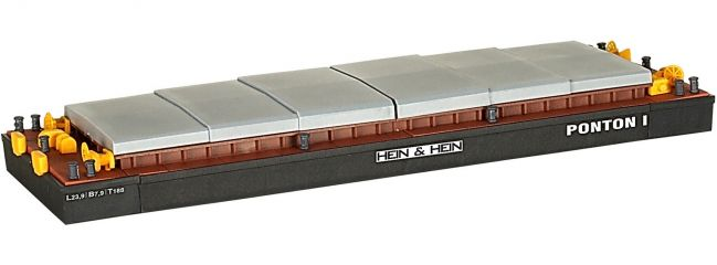 kibri 38524 Leichter für Schüttgüter oder Container Bausatz Spur H0