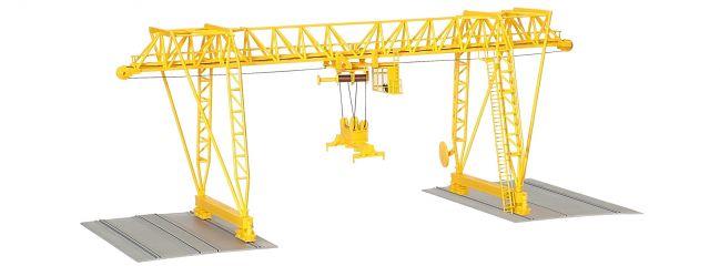 kibri 38530 DEMAG Containerkran Bausatz Spur H0
