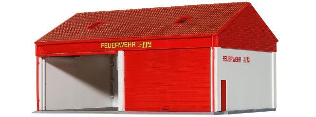 kibri 38542 Kleine Feuerwehrgarage Bausatz Spur H0