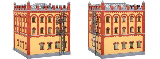 kibri 39827 Erweiterungsgebäude Brauerei Feldschlösschen Bausatz Spur H0