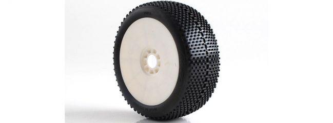 Kyosho 14003SRW Aka Buggy GRIDIRON Soft EVO Wheel (2) 1:8