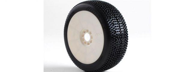 Kyosho 14007SRW Aka Buggy IMPACT Soft EVO Wheel (2) 1:8