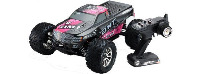 ausverkauft | KYOSHO 30844 BK # 1:10 EP 4WD DMT VE-R | BL Monstertruck | 2.4 GHZ