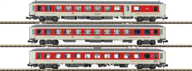 L.S.Models 79057  3tlg. Wagen-Set B CNL KOMET II | DB AG | Spur N