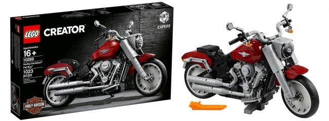 LEGO 10269 Harley-Davidson Fat Boy | LEGO CREATOR online kaufen