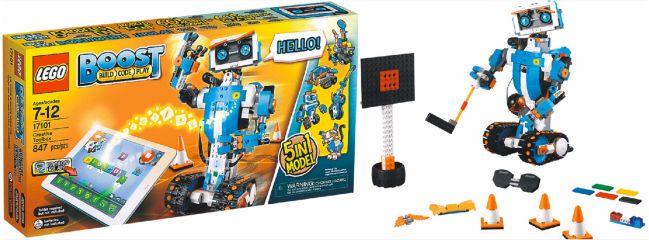 LEGO 17101 Programmierbares Roboticset | LEGO BOOST online kaufen