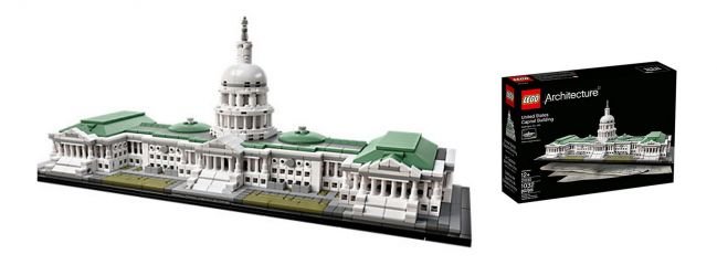 LEGO 21030 Kapitol Washington | LEGO Architecture