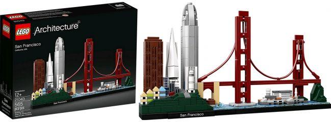 LEGO 21043 San Francisco | LEGO Arcitecture