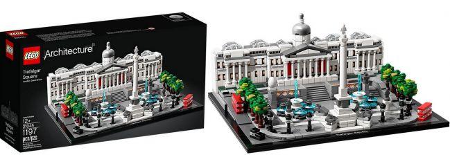 LEGO 21045 Trefalgar Square | LEGO Architecture