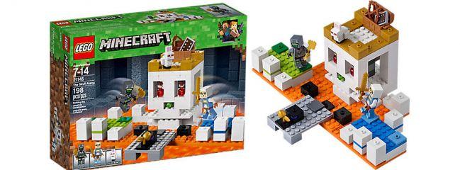 LEGO 21145 Die Totenkopfarena   LEGO MINECRAFT