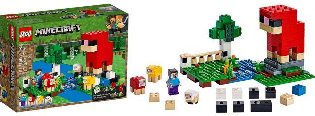 LEGO 21153 Die Schaffarm | LEGO MINECRAFT