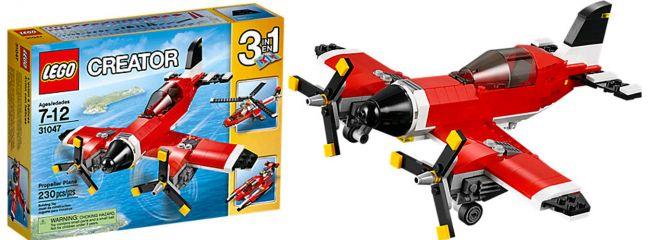 LEGO 31047 Propeller-Flugzeug | LEGO CREATOR