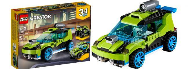 LEGO 31074 Raketen Rallyeflitzer |  LEGO CREATOR