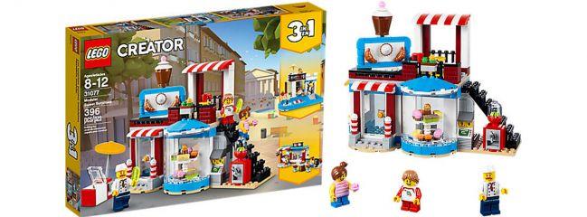 LEGO 31077 Modulares Zuckerhaus | LEGO CREATOR