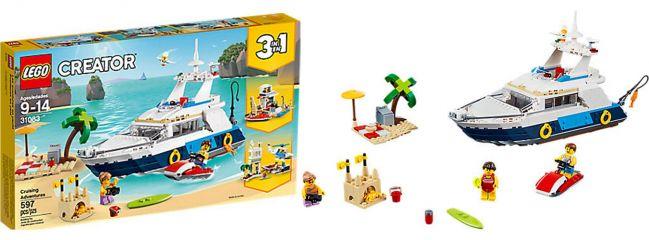 LEGO 31083 Yacht | LEGO CREATOR
