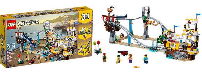 LEGO 31084 Piraten-Achterbahn   LEGO CREATOR