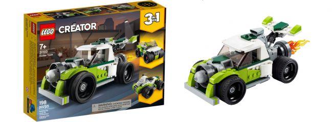 LEGO 31103 Raketen Truck | 3in1 | LEGO CREATOR