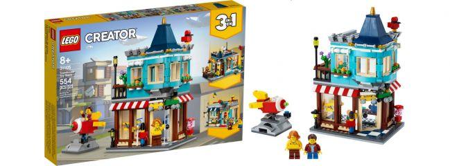 LEGO 31105 Spielzeugladen im Stadthaus | LEGO CREATOR