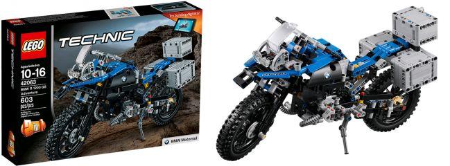 LEGO 42063 BMW R 1200 GS Adventure | LEGO Technic