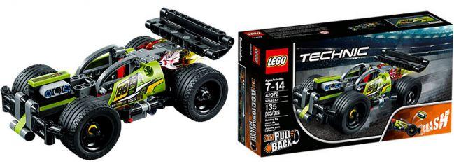 LEGO 42072 ZACK Flitzer | LEGO TECHNIC
