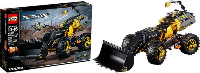 LEGO 42081 Volvo Konzept-Radlader | LEGO TECHNIC