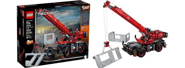 LEGO 42082 Geländegängiger Kranwagen | LEGO TECHNIC
