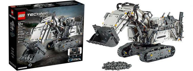 LEGO 42100 Liebherr R 9800 Excavator   LEGO Technic