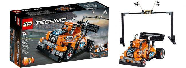 LEGO 42104 Renn Truck | LEGO TECHNIC