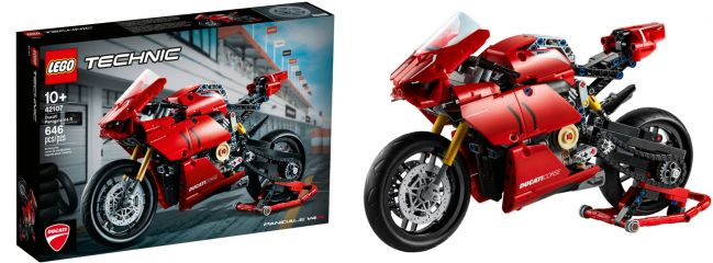 LEGO 42107 Ducati Panigale V4 R   LEGO TECHNIC