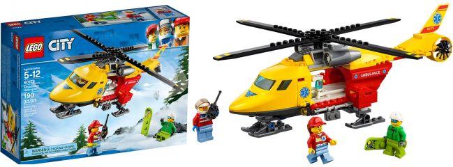 LEGO 60179 Rettungshubschrauber | LEGO CITY