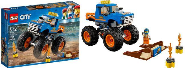 ausverkauft | LEGO 60180 MonsterTruck | LEGO CITY